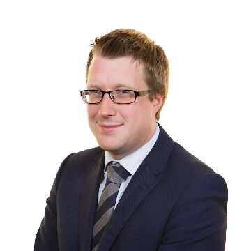 Matthew Dodd, Senior Account Manager
